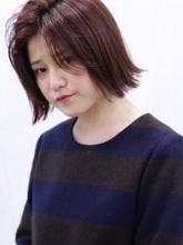 モードベリーボブ|Hip's heads 宮原店のヘアスタイル