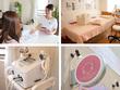 Relaxation Salon gypsophila+