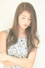 サマーアッシュグレージュ☆|Cia birthのヘアスタイル