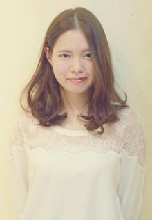 やわらかカール☆|Cia birthのヘアスタイル