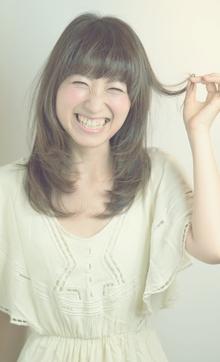 ナチュラルほつれウェーブ☆|Cia birthのヘアスタイル