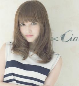 フレンチドール|Cia birthのヘアスタイル