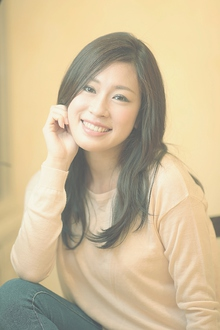 ツヤ感!グロッシーロング☆|Cia birthのヘアスタイル