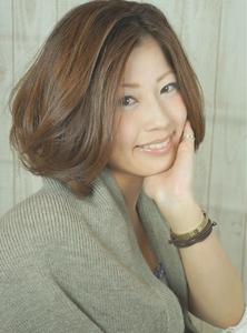 オトナ可愛いショートボブ☆|Cia birthのヘアスタイル