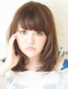 ☆ひし形シルエットセミディ☆|Cia birthのヘアスタイル