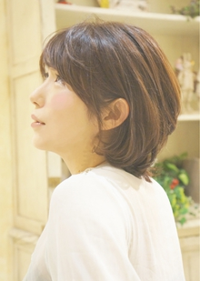 クラシカルボブで知的美人☆|Cia birthのヘアスタイル