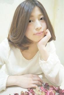 『縛っても可愛いい』かわいい大人ボブ☆|Cia birthのヘアスタイル