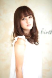 ☆重めスイートミディアムスタイル☆|Cia birthのヘアスタイル