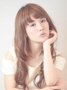 やわらかシフォンカール☆|Cia birthのヘアスタイル