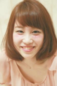 スタイリング簡単セミディ☆|Cia birthのヘアスタイル