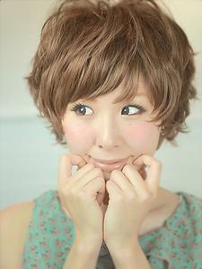 大人かわいいマッシュショート☆|Cia birthのヘアスタイル