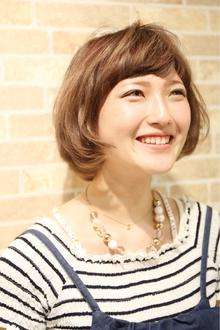 ゆるふわナチュラルボブ☆|Cia birthのヘアスタイル