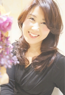 大人のエアウェーブ☆|Cia birthのヘアスタイル