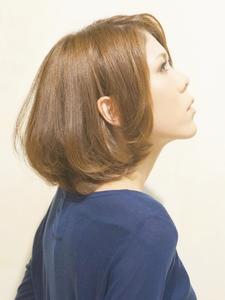 小顔ミディアム☆|Cia birthのヘアスタイル