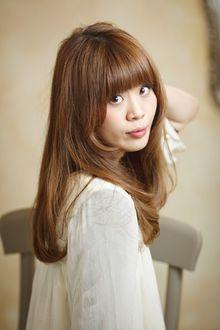 フェザーカールレイヤー☆|Cia birthのヘアスタイル