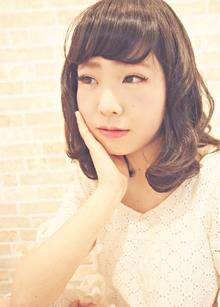 ミディアムヘア☆|Cia birthのヘアスタイル