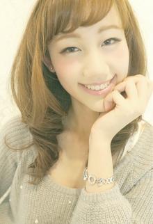 思わず触れたくなるシフォンレイヤー☆|Cia birthのヘアスタイル