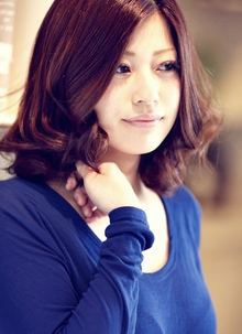 愛されウェービーボブ☆|Cia birthのヘアスタイル