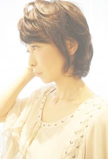 スウィートシフォンボブ☆ Cia birthのヘアスタイル