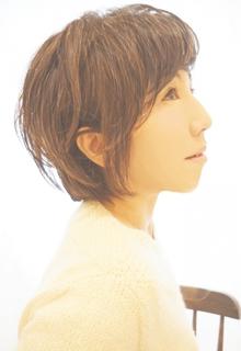 ☆美シルエット☆大人なボブ☆|Cia birthのヘアスタイル