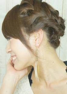 しっとり華やかなフルアップ☆|Cia birthのヘアスタイル