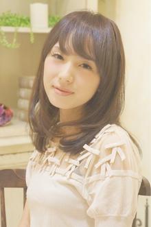 美髪大人かわいいふわミディ☆|Cia birthのヘアスタイル