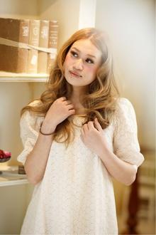 可愛さと色っぽさが共存するパーマ☆|Cia birthのヘアスタイル