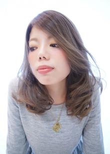 ナチュラルミディアムスタイル☆|Cia birthのヘアスタイル