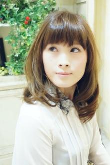 ミディアムスタイル☆|Cia birthのヘアスタイル
