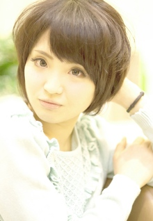 ナチュラルショート☆ Cia birthのヘアスタイル
