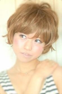 丸みショート|Cia birthのヘアスタイル
