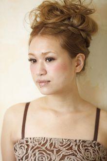 結婚式&二次会セットアップスタイル|Cia birthのヘアスタイル