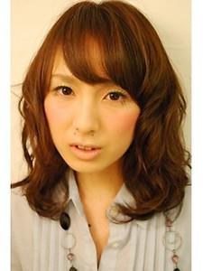 バウンドシルキーカール^^|Cia birthのヘアスタイル