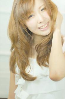 愛されナチュラル美人曲線☆メルティーハニー☆|Cia birthのヘアスタイル