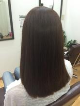 ミディアムストレート|Hair salon Chou Chouのヘアスタイル
