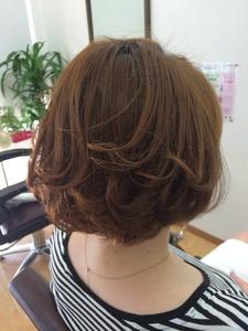 ボブ|Hair salon Chou Chouのヘアスタイル