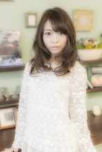 《2014冬スタイル》ふわショコ・ロング Carat hair makes 泉 ケンジのヘアスタイル