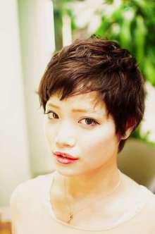 ショコラ《THECONTEST Vol.7【シネマ】優秀賞受賞作品》|Carat hair makesのヘアスタイル