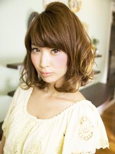 ☆かわいいカジュアルクラシック☆|Carat hair makesのヘアスタイル