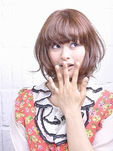 やわらかボブレイヤー☆|Carat hair makesのヘアスタイル