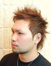 ワイルド☆2ブロショート!!|Carat hair makesのメンズヘアスタイル