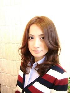 レディカールミディアム☆|Carat hair makesのヘアスタイル