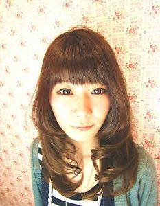キュートバング☆姫ロング|Carat hair makesのヘアスタイル