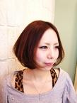 マニッシュ★ボブ|Carat hair makesのヘアスタイル
