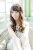 【Carat】透明感大作戦!淡い色で最大限に髪の透明感を演出!