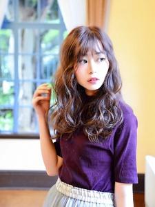 透明感も、こなれ感も、柔らかさもすべて叶うカラーでトレンドもばっちり!|Carat hair makesのヘアスタイル