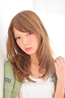 大人可愛い☆思い出とれかけパーマ|Canna hair maisonのヘアスタイル