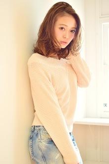大人可愛い☆ロブ|Canna hair maisonのヘアスタイル