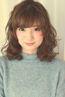 大人可愛い☆ガーリボブ|Canna hair maisonのヘアスタイル