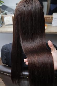 縮毛矯正も得意です^^|RICCA HAIR DESIGN リッカヘアデザインのヘアスタイル